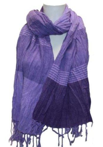 Clockhouse Dames sjaal licht-paars