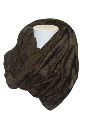 Clockhouse Dames sjaal tijgerprint