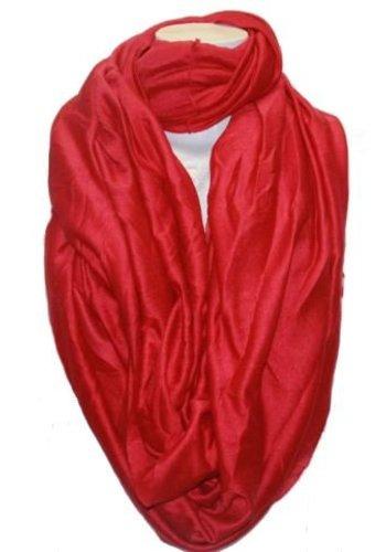 Clockhouse Dames sjaal rood