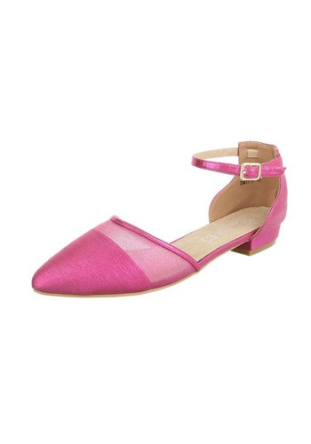 Neckermann Damen Sandalen - fuchsia