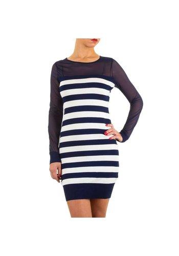 ENZORIA Dames jurk  van Enzoria Gr. one size - blauw