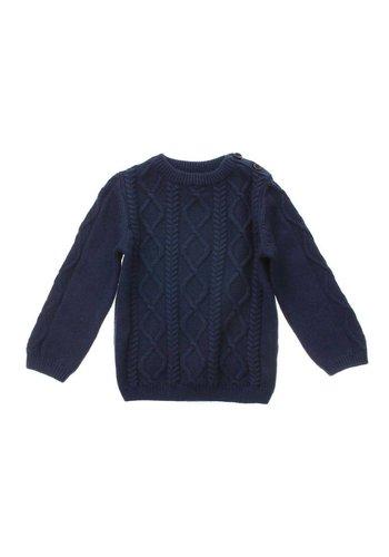Markenlos Kinder Trui van H&M - Donker blauw