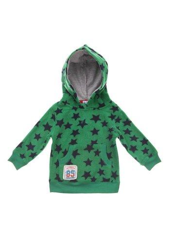 Markenlos Kinder hoodie van Tots - Groen
