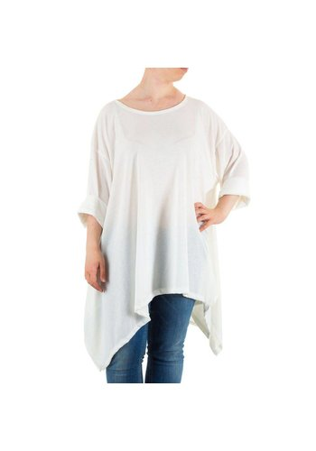 Neckermann Dames Tuniek Gr. one size - cream