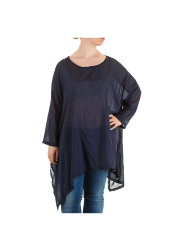 Neckermann Dames Tuniek Gr. one size - Blauw