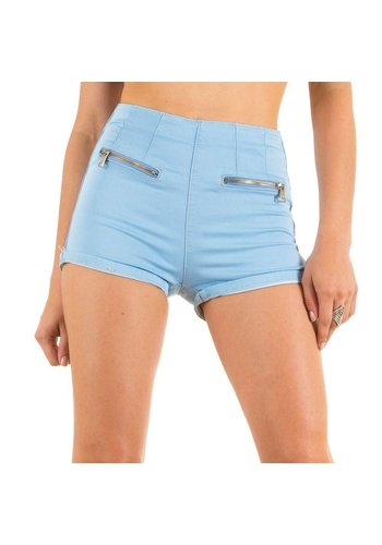 Laulia Dames Shorts van Laulia - Licht Blauw