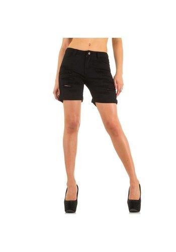 Laulia Dames Shorts van Laulia - zwart