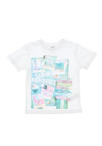 charanga Kinder T-Shirt van Charanga - wit