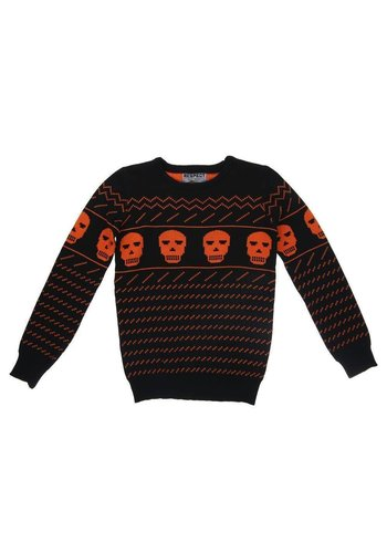 Neckermann Kinder sweater- zwart