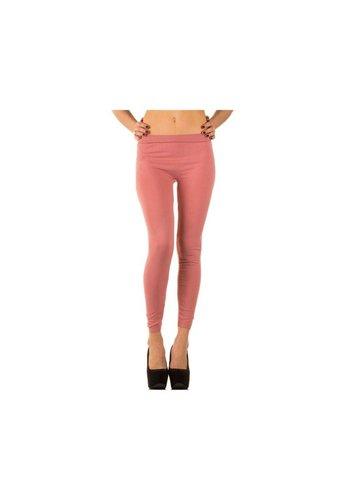 Neckermann Dames Leggings Gr. one size - Licht roze