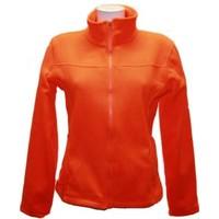 Fleece vest fluor oranje
