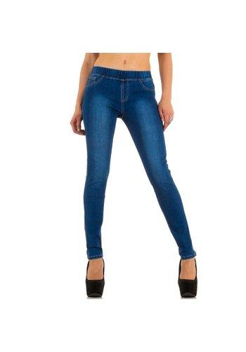SD JEANS Dames Jeans van Sd Jeans Blauw