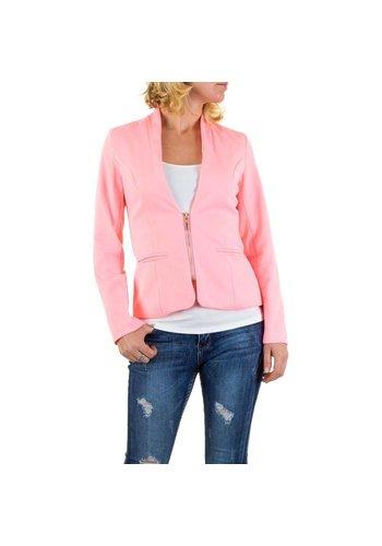 EMMA&ASHLEY DESIGN Dames Blazer van Emma & Ashley+Design Roze