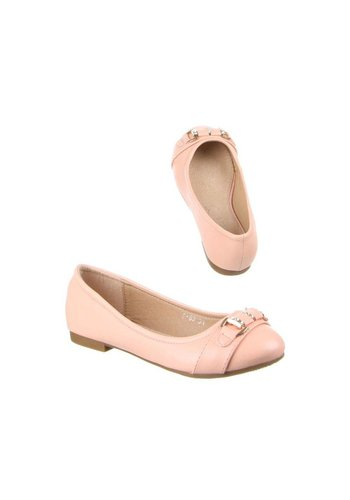 JILI Kinder Ballerinas Roze