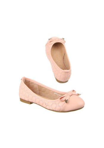 SHERRY Kinder ballerinas roze