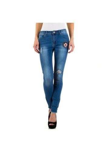 Daysie Jeans Damen Jeans von Daysie Jeans - blau