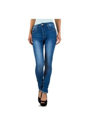 Marilyn&John Damen Jeans von Marilyn&John - blue