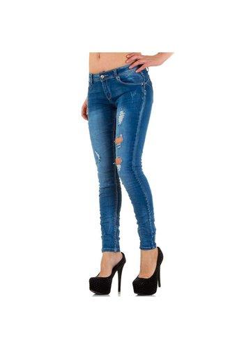 SD JEANS Jeans pour dames de Sd Jeans - bleu
