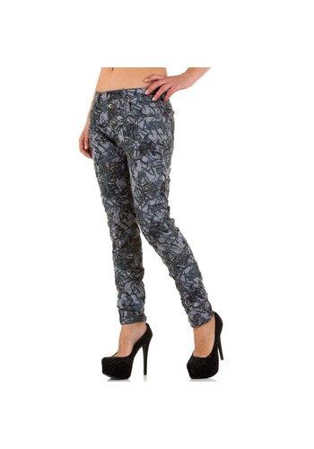 PLACE DU JOUR Damen Jeans von Place Du Jour - grey