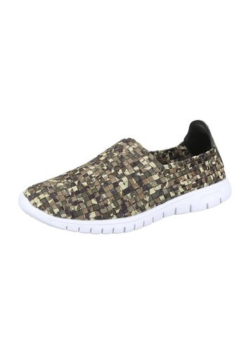 Neckermann Heren Sneaker Camo