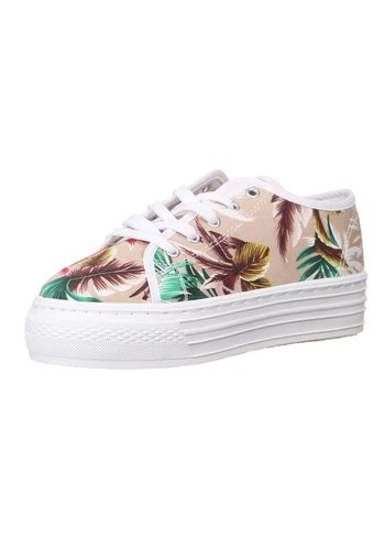 SUPER MODE Dames Sneakers Wit