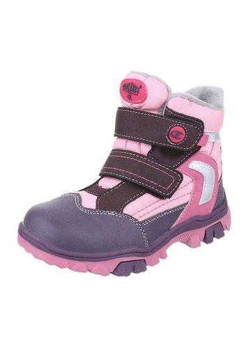 Neckermann Kinder Boots-Roze Paars