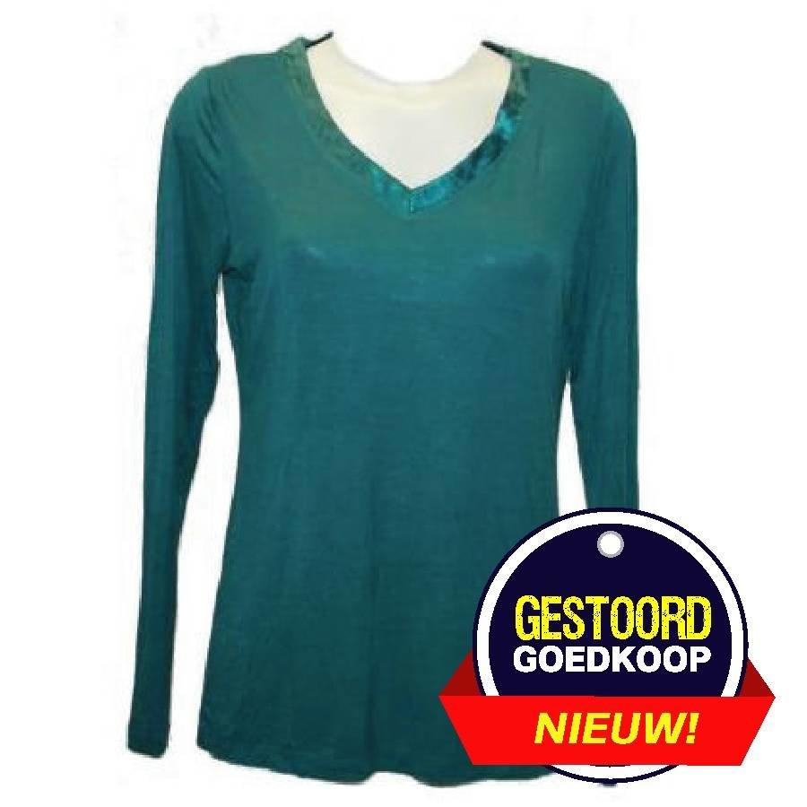 Nachthemd grün