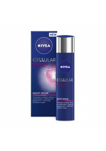 Nivea Sérum nuit radiance cellulaire 40 ml