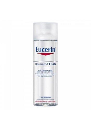 Eucerin Dermato clean 3 in 1 micellar Reinigungsgel 125ml