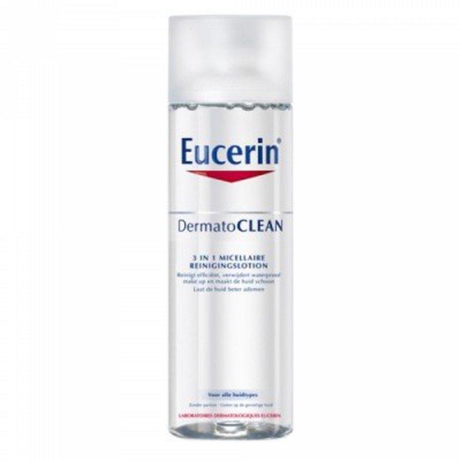 Dermato clean 3 in 1 micellar Reinigungsgel 125ml