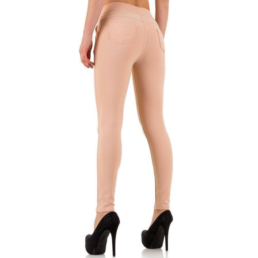 Pantalons pour dames de la meilleure mode - Light Pink