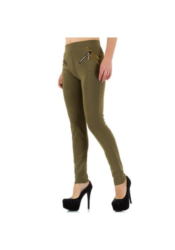 Best Fashion Pantalons pour dames de la meilleure mode - Khaki