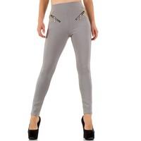 Pantalons pour dames de la meilleure mode - Gris