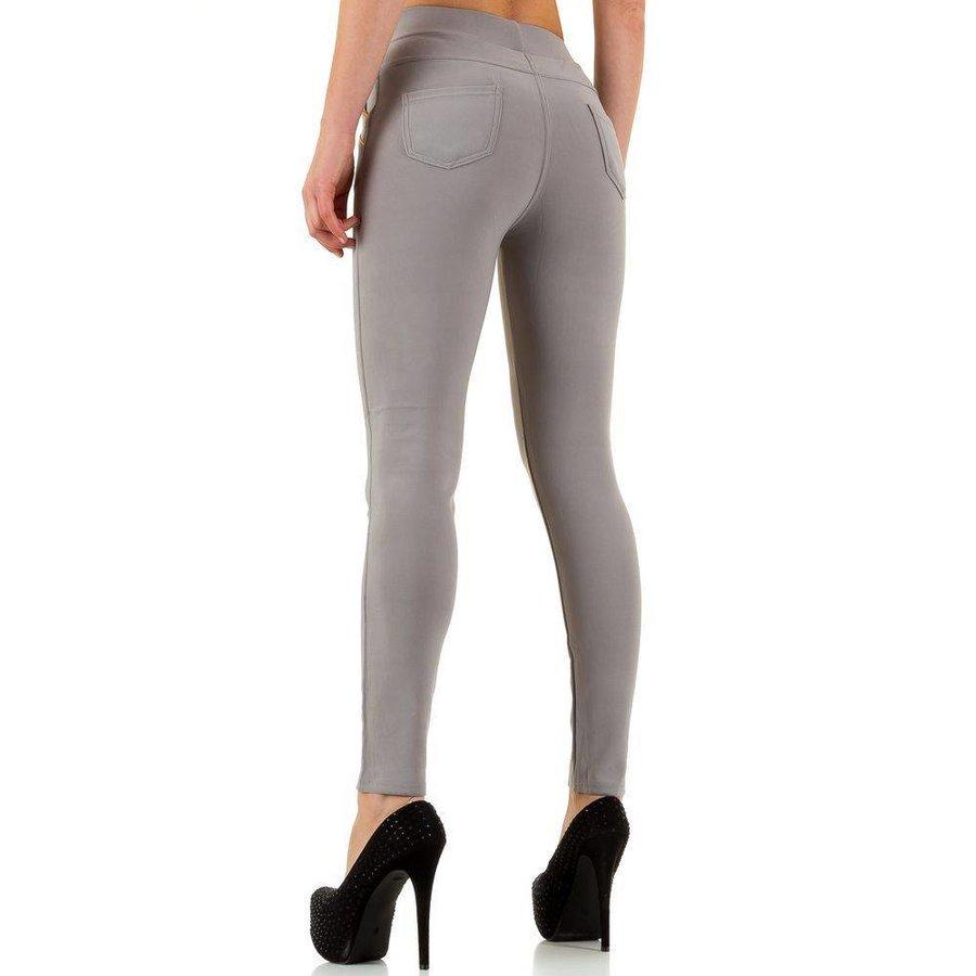 Dames broek van Best Fashion - grijs
