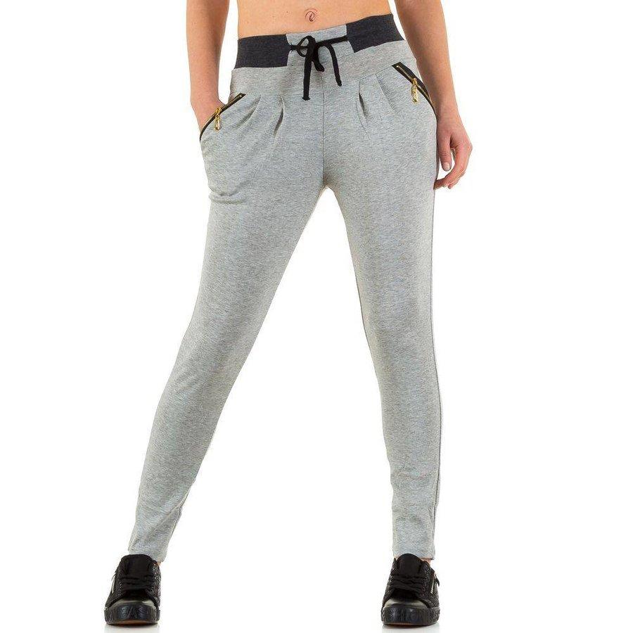 Damen Hose von Best Fashion - L.grey