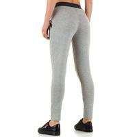 Pantalons pour dames de la meilleure mode - Gris clair
