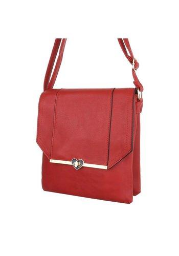 Neckermann Dames schoudertas - rood