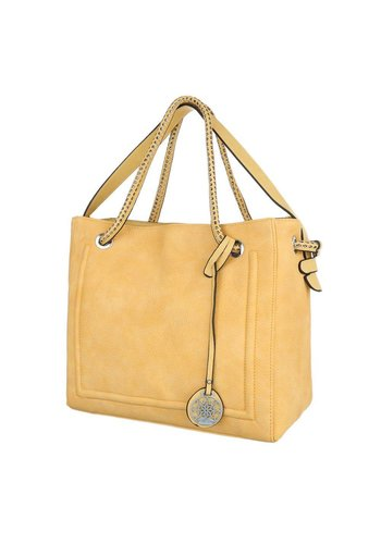 Neckermann Damentasche - yellow