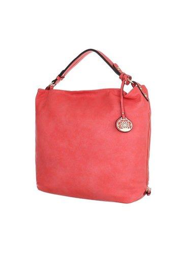 Neckermann Dames Handtas rood