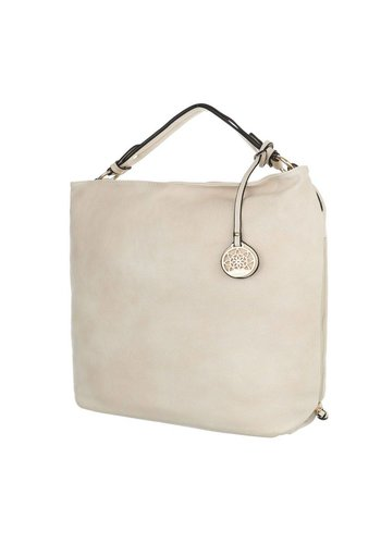 Neckermann Damentasche - beige