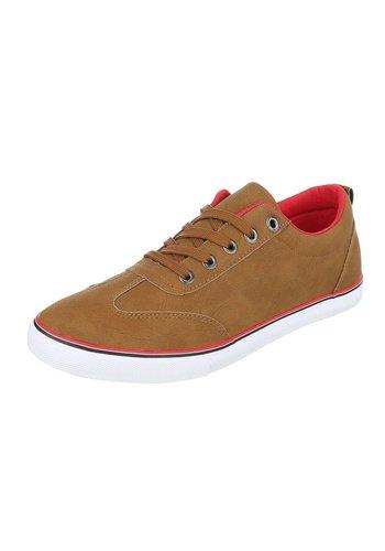 Neckermann Chaussures de loisirs pour hommes - marron