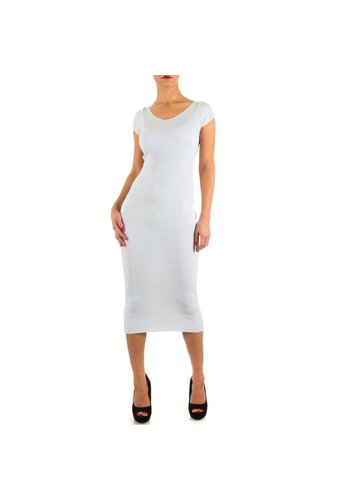 MOEWY Robe de Moewy taille unique - blanc