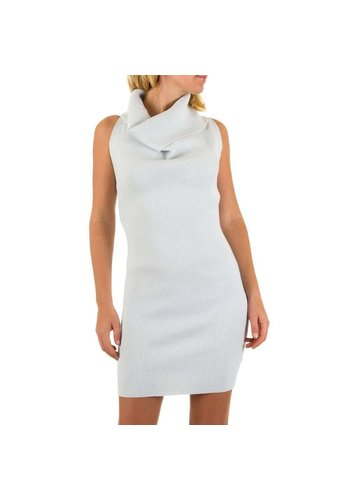 MC LORENE Dames jurk van Mc Lorene Gr. one size - wit
