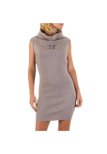 MC LORENE Damen Kleid von Mc Lorene Gr. one size - taupe