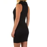 Damen Kleid von Mc Lorene Gr. one size - black