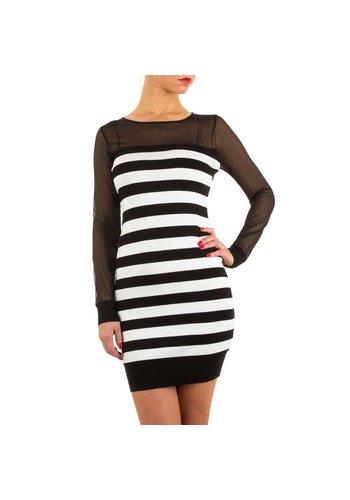 ENZORIA Dames jurk  van Enzoria Gr. one size - zwart