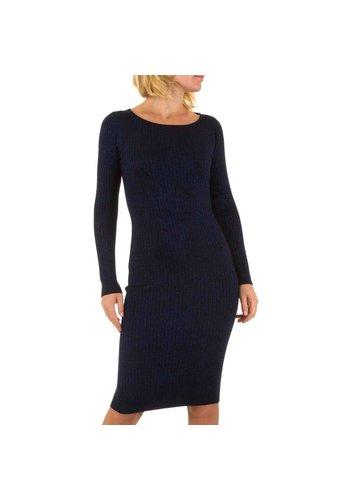 MC LORENE Damen Kleid von Mc Lorene Gr. one size - DK.blue