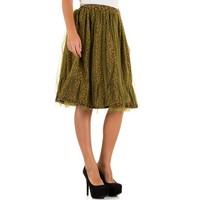 Damenkleid von Jcl - grün