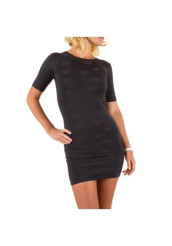 JCL Damen Kleid von Jcl - DK.grey