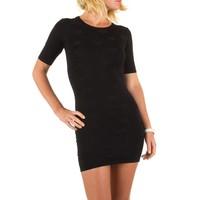 Damen Kleid von Jcl - black
